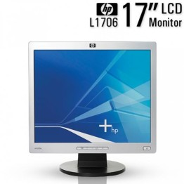 "HP L1706 17"" LCD Monitor Refurb Grade A-Excellent - 30 Days Warranty"
