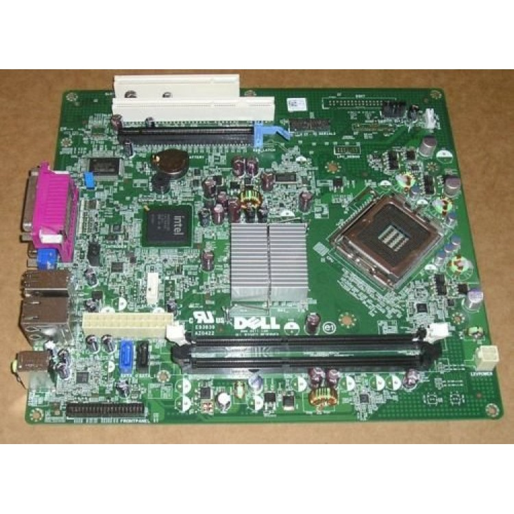 Dell Optiplex 380 Motherboard (Pulled)