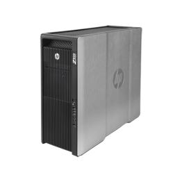 Refurb HP Z-800 WORKSTATION  ( XEON HEXA CORE X2 PROCESSOR 48GB RAM 4GB GRAPHICS 2TB HDD )